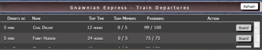 train-list