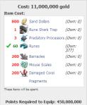School of Sharks Info