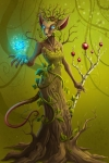 Treant Queen Mouse